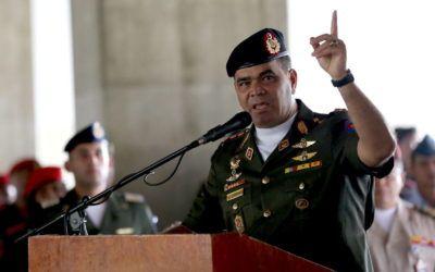 Padrino López asegura que los 60 militares estaban en territorio venezolano