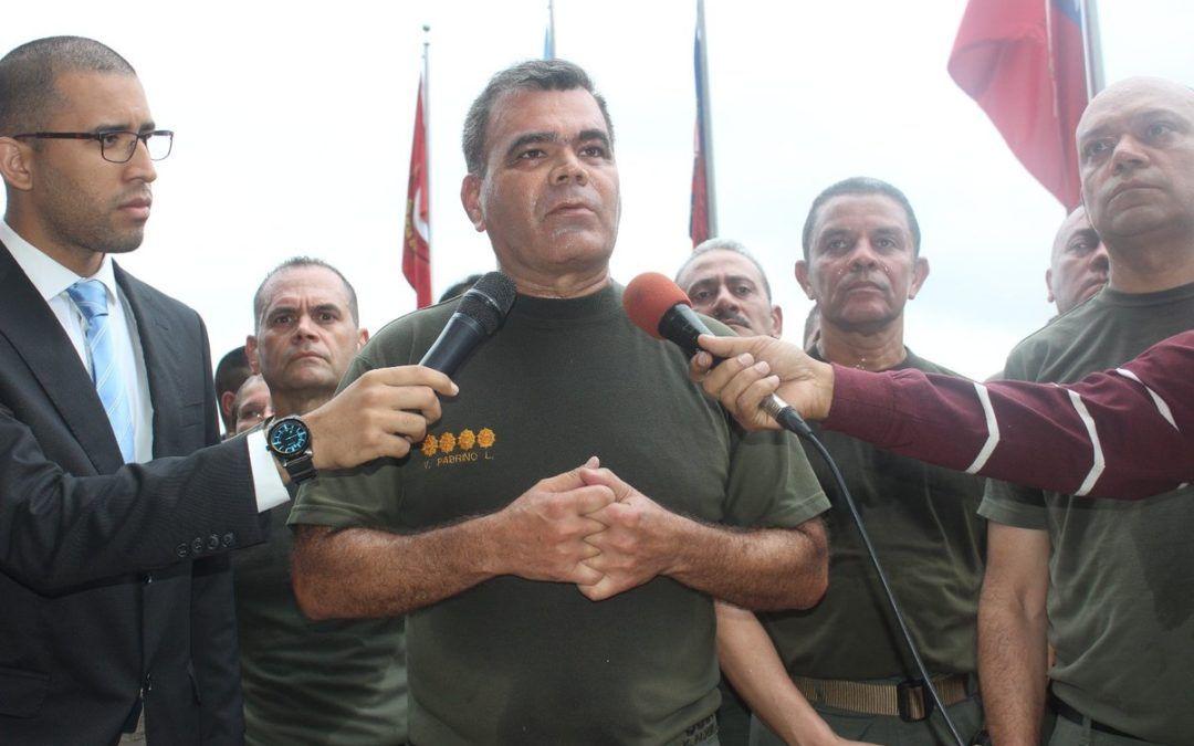 Padrino López exige detener campaña contra la FANB