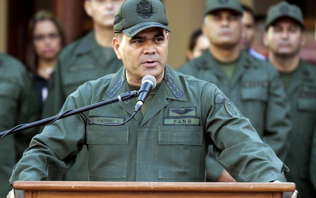 Padrino López participa en jornada de Eficiencia Militar