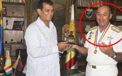 ¿Quién es el vicealmirante (r) Pedro Pérez detenido en Caracas?