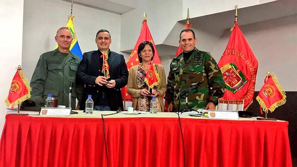 CNE y FANB coordinan plan de seguridad para elecciones presidenciales