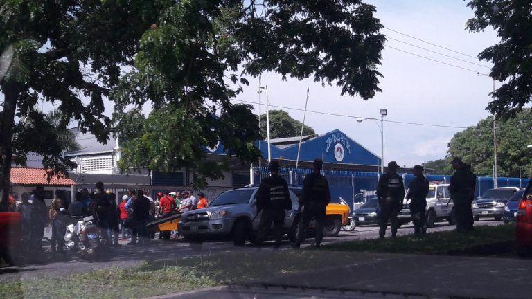 GNB detiene a ocho trabajadores Cervecería Polar en Acarigua