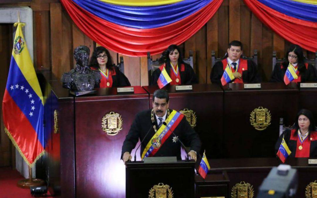 Presidente Maduro informó que este jueves ofrecerá detalles sobre medidas de seguridad en la frontera con Colombia