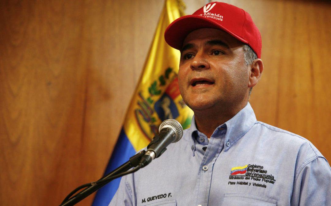 Presidente de Pdvsa, General Manuel Quevedo, ordena delatar a trabajadores opositores