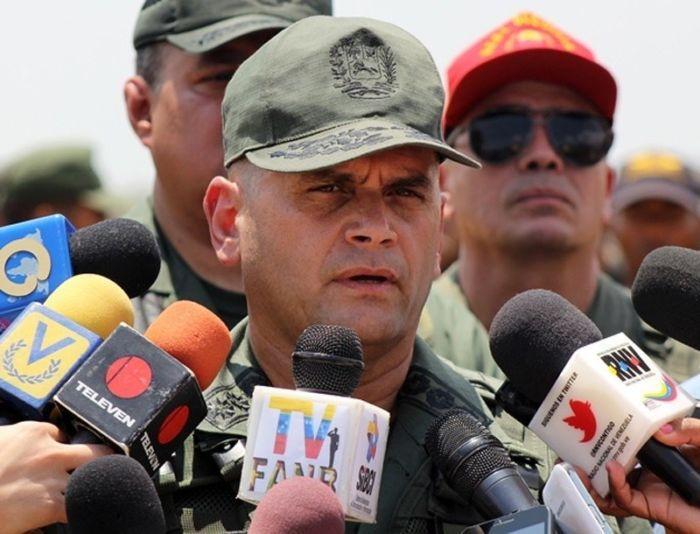 """Jefe del Ceo-Fanb ordenó activar """"alerta combativa"""" en los centros de votación"""