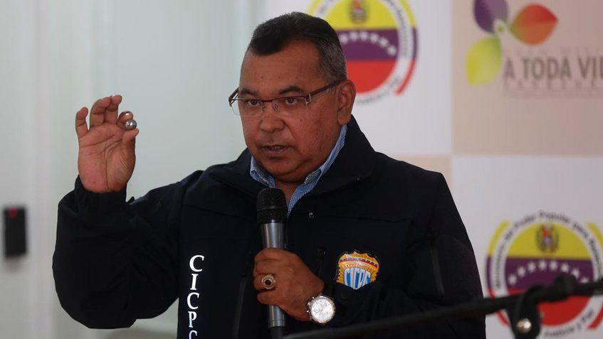 Reverol: Policía Nacional Bolivariana asumirá el control migratorio del estado Táchira