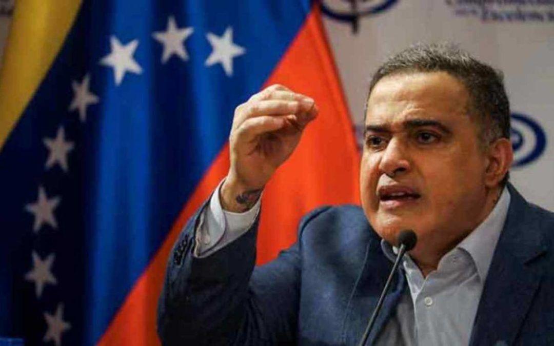 Tarek William Saab denuncia que desde Colombia se planea bombardear Venezuela