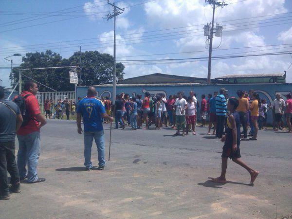 Militarizada Tucupita tras saqueos y protestas por falta de comida