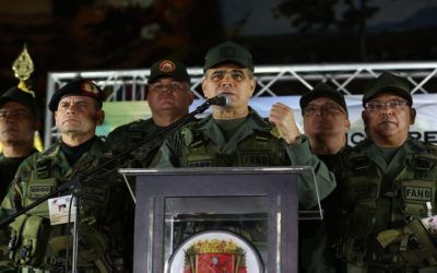 Vladimir Padrino López: Balance exitoso deja despliegue del Plan República