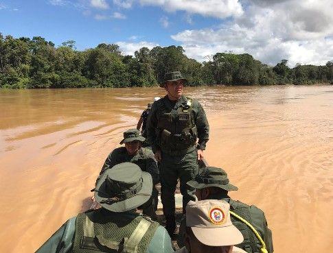 Control Ciudadano: Maduro delegó una vez más, la visita de fin de año de guarniciones militares fronterizas