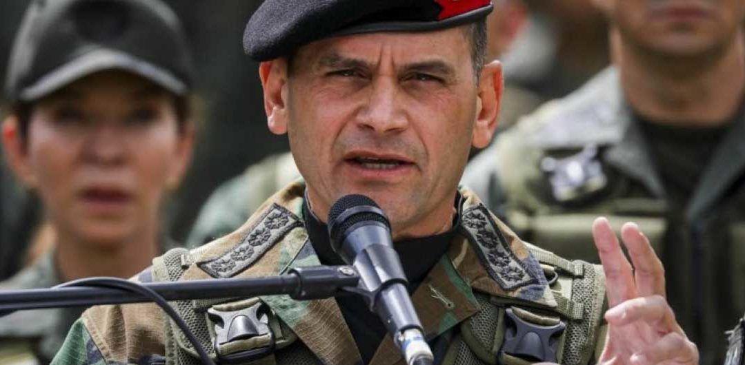 """Comandante del Ceofanb en caso Oscar Perez: """"La fuerza se usó de forma progresiva"""""""