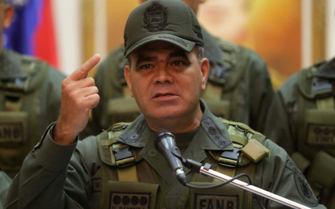 Ministro de la Defensa rechazó sanciones financieras de EE UU